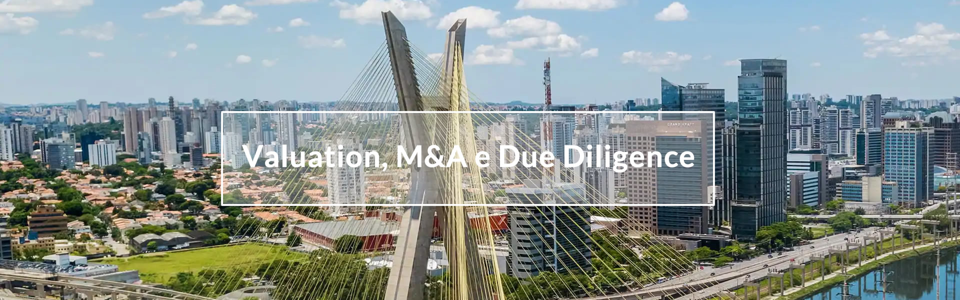 Valuation, M&A e Due Diligence